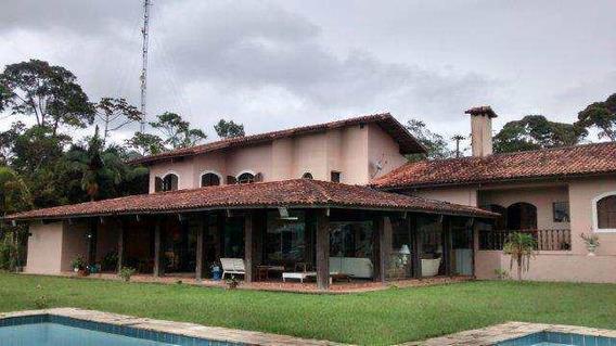 Sítio Com 4 Dorms, Palmeiras, Itapecerica Da Serra, Cod: 2043 - A2043