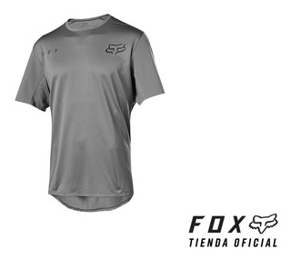 Remera Fox Flexair Ss Mtb Bmx #22989-447 -tienda Oficial