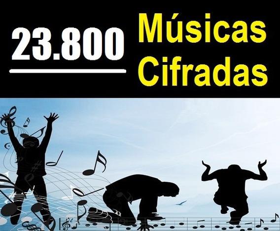 23.800 Músicas Cifradas - Download - Via Download
