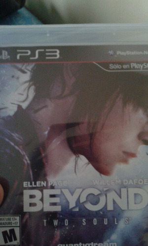 Ps3 Video Juego Beyond