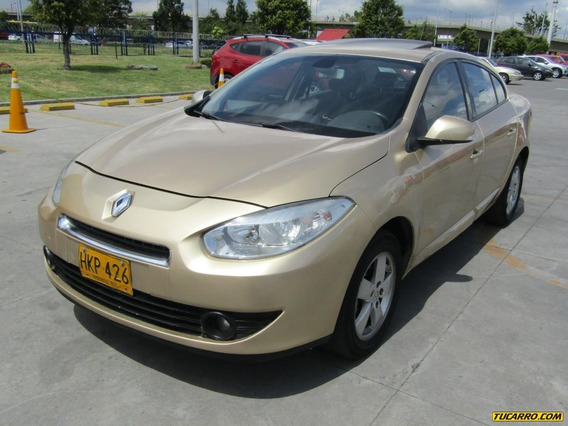 Renault Fluence Priviledge Mt