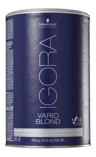 Igora Vario Blond Extra Power - Pó Desc 450g