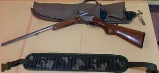 Escopeta Baikal Usada En Muy Buenas Condiciones Cal.12 Rusa