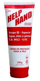 Creme Protetor Help Hand - Grupo 3 - 120g