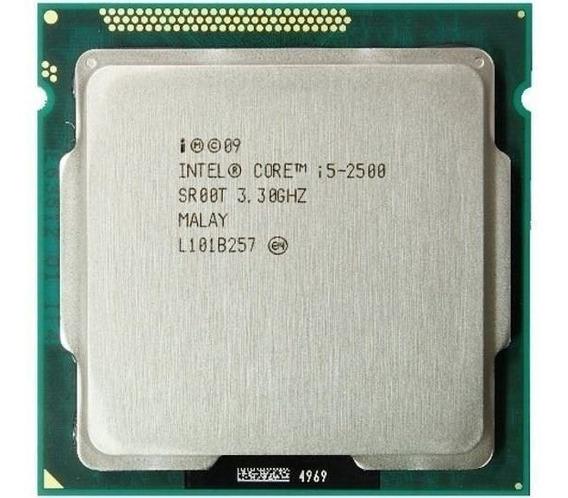 Processador Intel Core I5 2500 Lga1155 3.30 - 3.70ghz 6mb