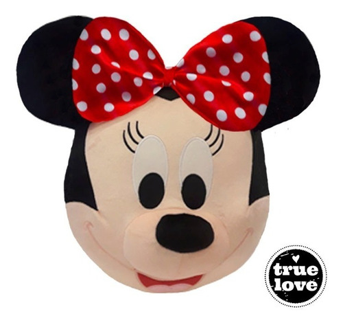 Almohada De Minnie Mouse