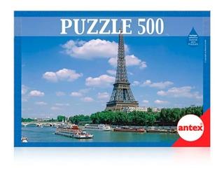 Puzzle 500pzs Torre Eiffel 2213