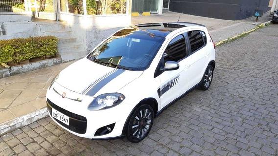 Fiat Palio 1.6 16v Sporting Blue Edition Flex 5p Fipe