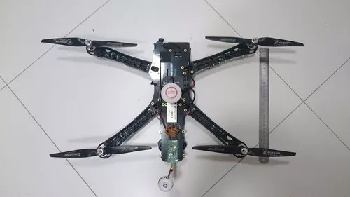 Drone Tbs Discovery Original - Frame Completo + Extras