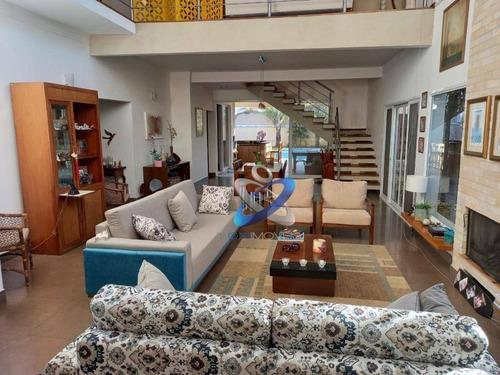 Sobrado Com 4 Dormitórios À Venda, 400 M² Por R$ 1.800.000,00 - Urbanova - São José Dos Campos/sp - So0329