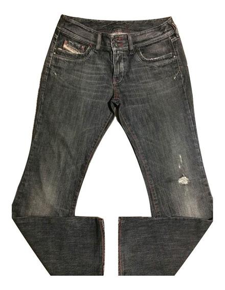 Calça Jeans Diesel Ronhar Feminina 40 Importada Original