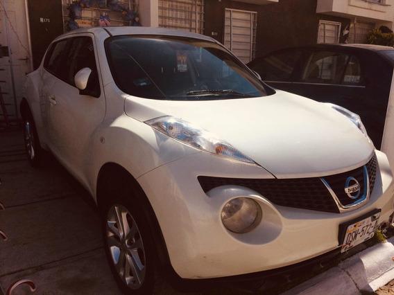 Nissan Juke Advance 5vel Mt 2012