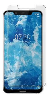 Vidrio Templado Film Glass Recto Nokia 3.1 Plus 5.1 Plus 7.1
