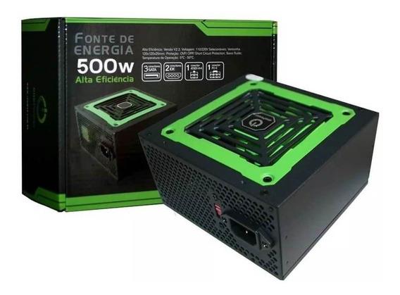 Fonte Atx 500w | Mp500w3i | One Power