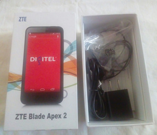 Telefonos Android Blade Apex 2