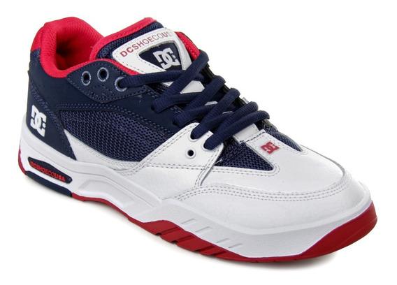 Zapatillas Dc Shoes Maswell Hombre Skate Urbanas Cuero Importadas
