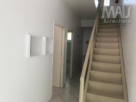 Sala Comercial Para Locação Em Novo Hamburgo, Pátria Nova, 2 Banheiros - Sas0008