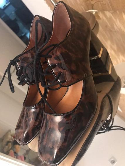 Sapato Jorge Bischoff 35 Novo
