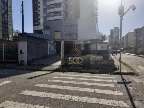 Imagem 1 de 7 de Terreno À Venda, 240 M² Por R$ 745.000,00 - Campinas - São José/sc - Te0183