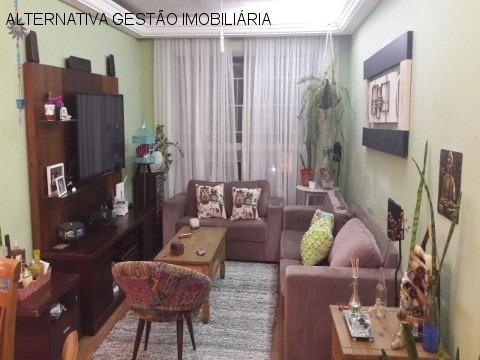 Apartamento Residencial Em São Paulo - Sp, Jaguaré - Apv2449