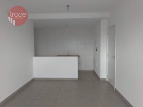Apartamento Com 3 Dormitórios À Venda, 68 M² Por R$ 334.485,00 - Parque Residencial Lagoinha - Ribeirão Preto/sp - Ap6842