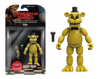 Fnaf - Golden Freddy Funko
