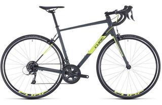 Bicicleta Cube Attain Claris 700c 2x8 Ruta 2020 Planet Cycle
