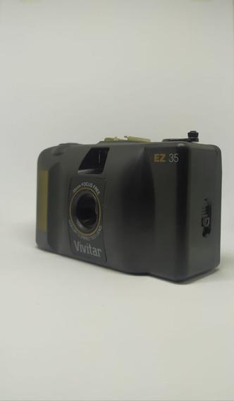 Maquina Fotográfica Antiga Analógica Retrô Câmera