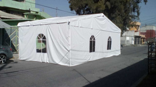 Carpa 10x5 Nueva Lona Black Out