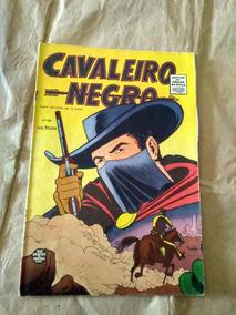 Cavaleiro Negro Nº 136 - Anos 60 - Rio Gráfica - Faroeste