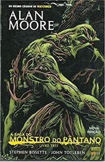 A Saga Do Monstro Do Pântano - Volume 3 / Frete Grátis!