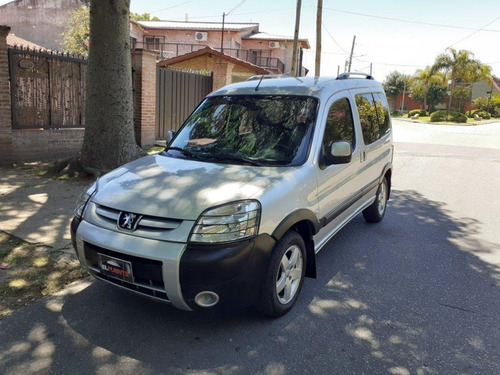 Peugeot Partner Patagonica 1.6n  Vtc Plus C/gnc