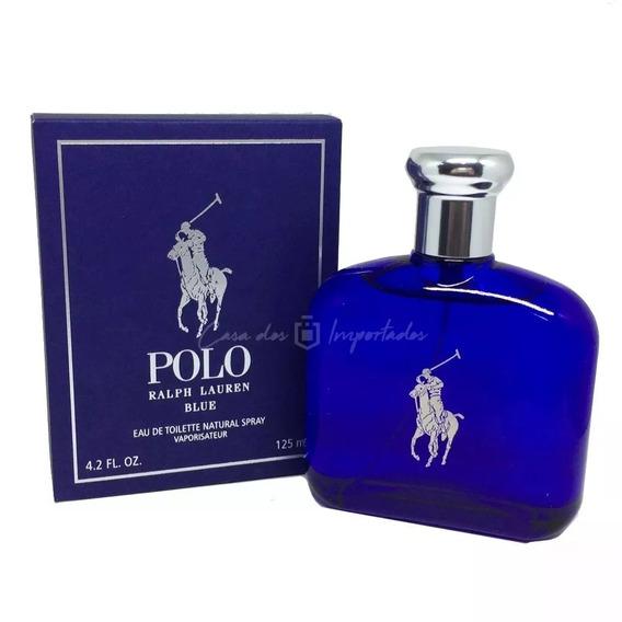 Polo Blue Masculino Eau De Toilette