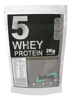 Whey Protein 2kg (way Wey Proten 3w 5w Titanium Ultimate)
