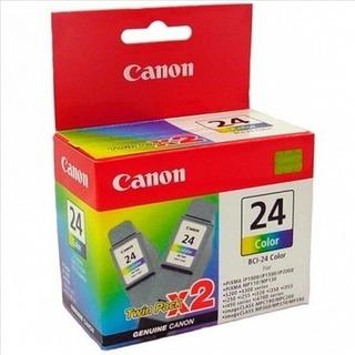 Cartucho Canon 24 Color Twin Pack (vencido)