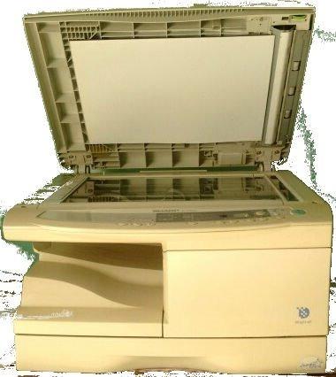 Impressora Sharp Travada
