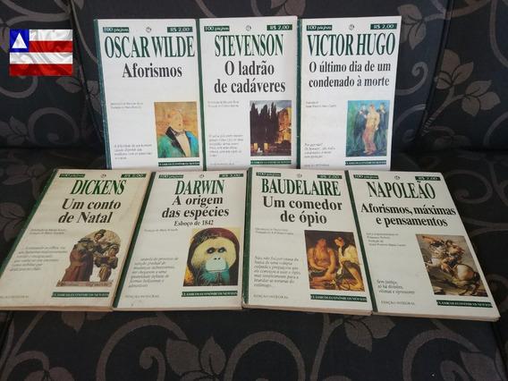 Lote Com 7 Livros Da Coleção Clássicos Econômicos Newton