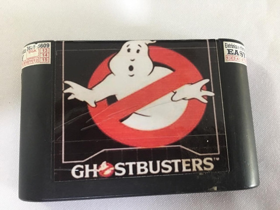 Ghost Busters Mega Drive