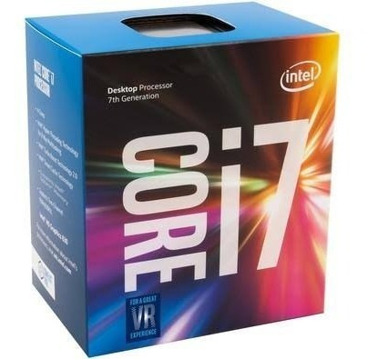 Core I7-7700k Kaby Lake Quad-core 4.2ghz 8
