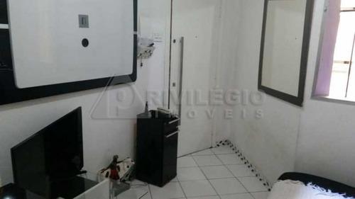 Apartamento À Venda, 1 Quarto, Glória - Rio De Janeiro/rj - 15329