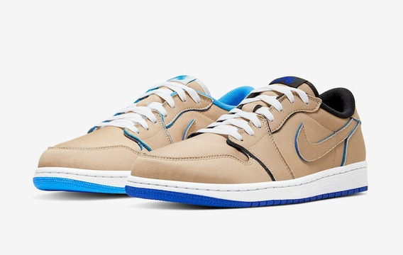 Sneakers Air Jordan 1 Low Sb Qs Lance Mountain Desert