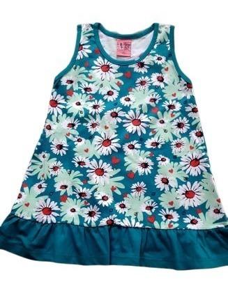 Vestido Infantil Fakini Tam. 2 Anos Menina Modinha