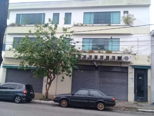 Alugue Sem Fiador, Sem Depósito - Consulte Nossos Corretores - Prédio Para Alugar, 486 M² Por R$ 10.000,00/mês - Tatuapé - São Paulo/sp - Pr0313