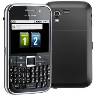 Celular Gsm 2chips/cam Touch Multilaser Mercury P3169