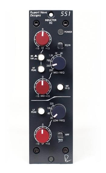 Rupert Neve Designs 551 - 500 Series Eq