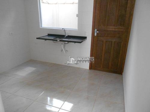 Imagem 1 de 29 de Sobrado De 2 Dormitórios Na Vila Sônia, Em Praia Grande - So0083