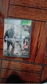 Crysis 2 Para Xbox 360 Juego Seminuevo