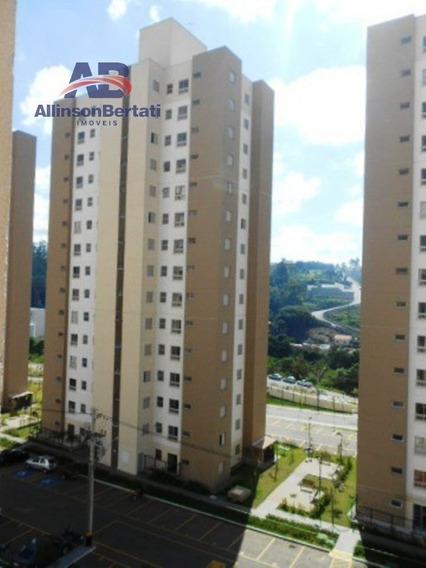 Apartamento A Venda No Bairro Jardim Colônia Em Jundiaí - - Ap251-1