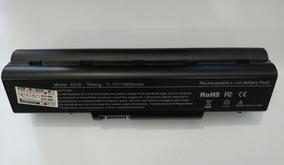 Bateria Para Notebook 4310 | 6600mah Preto