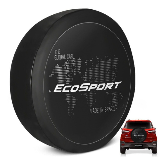 Capa De Estepe Ecosport 2003 A 2019 Estampa Global Car